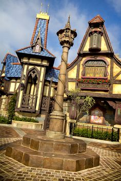 Disneyland — A Day at the Faire