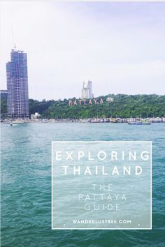 City travel guide to Pattaya, Thailand. Whether you are there for a couple of days or longer see the top sights and make the most of your time in north east Thailand. For every kind of traveler luxury or backpacking on a budget. Click to read more...