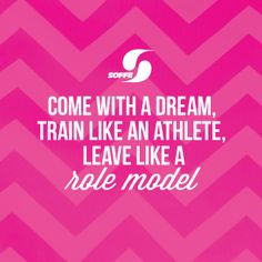 Come with a dream, train like an athlete, leave like a role model. Cheer Camp, Cheer Dance, Football And Basketball, Softball, Volleyball, Baseball, Gymnastics Quotes, People Dont Understand, Sports