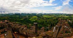 1. Town of San Gimignano