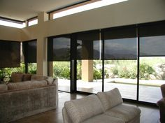 Roller shades are one of the hottest decorating trends on the market today. Better yet, they are one of the least expensive options too!