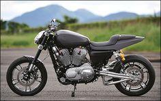 TRIJYA / ハーレーダビッドソン 2010 XR1200 プロが造るカスタム 【STREET-RIDE】ストリートバイク ウェブマガジン