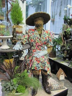 My Shabby Chateau: The Northwest Flower & Garden Show. Beautiful shops, markets and cafes