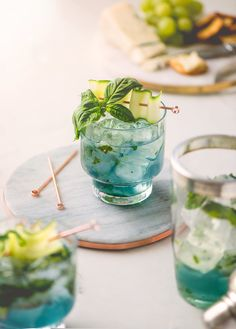 Make every cocktail beautiful. Explore some of the incredible cocktails that can only be made with Empress 1908 Gin, including our Cucumber Blue.