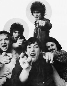 The Animals.  I have no idea why,But I always found Eric Burdon attractive when he was younger.