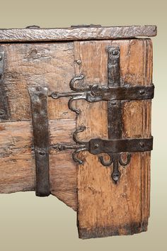 Image result for medieval coffer decorative nails