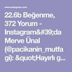 """22.6b Beğenme, 372 Yorum - Instagram'da Merve Ünal (@pacikanin_mutfagi): """"Hayırlı geceler 🤗 5 dkda hazırlayabileceğiniz çok pratik milföyden mantı tadında börek 😌 O kadar…"""" Tart, Food And Drink, Instagram, Photo And Video, Tiramisu Pasta, Brownie, Bulgur, Pie, Tarts"""