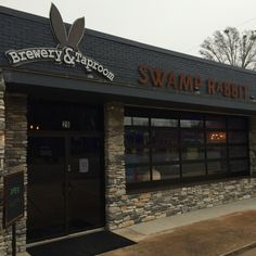 Swamp Rabbit Brewery & Taproom in Travelers Rest, SC