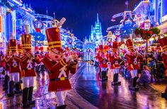 Guide to Mickey's Very Merry Christmas Party 2016 - The Bucket List Narratives