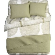Comforters   Crate and Barrel