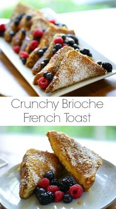 A terrific brunch recipe for 4th of July weekend! #BrunchRecipes #MothersDay #Breakfast #FrenchToast #Easter