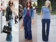 best fashion style for an hour glass figure | ... free to wear any style of flare pants with details or the simple ones