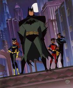 Bruce Timm: Batman, Superman, Liga de la Justicia... - Página 2 Batman Comics, Dc Comics Heroes, Batman And Batgirl, The New Batman, Batman Robin, Im Batman, Batman Stuff, Batman Gotham Knight, Superman