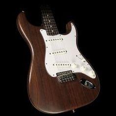 Fender Custom Shop Master Built Greg Fessler 1960 Rosewood Stratocaster NOS Electric Guitar Natural Satin