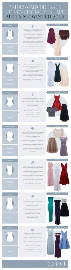 Bridesmaid Dresses For Every Body Type - KnotsVilla