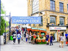 The London Neighbourhood of Camden: Where To Shop, Eat and Party! - Hand Luggage Only - Travel, Food & Home Blog