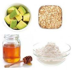 6 Simple Homemade Face Masks to Remove Dead Cells And Look Younger: clay to cleanse; peel to brighten; egg, lemon, honey, oil mixtures to moisturize