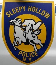 Sleepy Hollow, NY Police Patch #sleepyhollow
