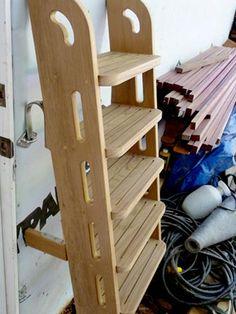 Syneco 100kg 2 Step Steel Folding Step Ladder I N 0860343