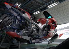 ArtStation - Hover Racer, Yusuke Mori