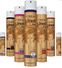 Elnett  hairspray #elnett