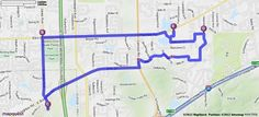 Walking Directions from 8231 Cambridge Ct, Downers Grove, Illinois 60516 to 8231 Cambridge Ct, Downers Grove, Illinois 60516 | MapQuest