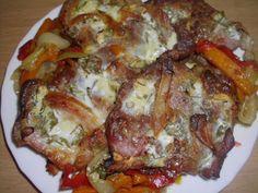 ZORINI RECEPTI: Svinjske šnicle sa povrćem iz rerne