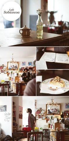MÜNCHEN | Café Sobicocoa