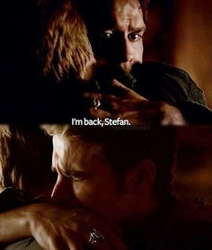 TVD 6x05 I AM FUCKING DYING NOBODY UNDERSTANDS EXCEPT PEOPLE WHO WATCH!!!!!!