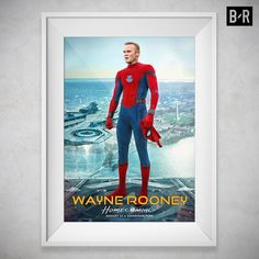 "26.3rb Suka, 44 Komentar - Bleacher Report Football (@brfootball) di Instagram: ""Wayne Rooney, gaining hero status like 🙌 #waynerooney #everton #homecoming #premierleague #football"""