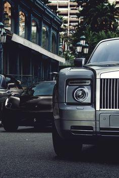 Rolls Royce vs. Ferrari