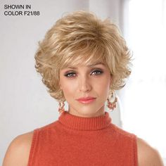 Color Me Exquisite Wig by Paula Young