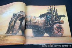 The Art of Mad Max: Fury Road - 02