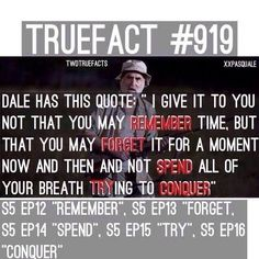 This is why TWD is the best show ever.