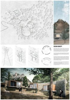 Gallery of YAC Announces the Winners of Castle Resort Competition - 47