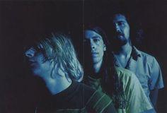 gambar nirvana, kurt cobain, and grunge