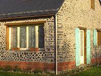 Maison en bois cordé, interview de M. Didier Calcagno