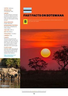 Tourism Guide Africa inspires and guides travelers on where to go, where to stay, what to do and where to eat in Southern Africa. Document, Africa Travel, Where To Go, Travel Guide, Tourism, Turismo, Travel Guide Books, Travel, Traveling