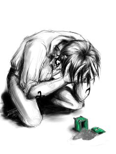 Jem Carstairs, The Infernal Devices. -this picture is amazing. This is how i imagined Jem in the books... Especially when the box is knocked off the shelf and spilled onto the floor in front of Tessa...