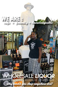 We have a friendly staff always ready to suggest a libation to pair with your me...