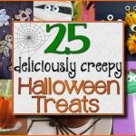25 Deliciously Creepy Halloween Foods