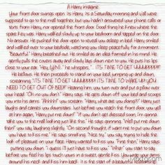 This is my new Harry imagine.(:
