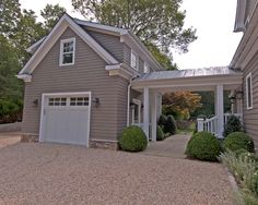 Traditional Garage And Shed Breezeway Design, Pictures, Remodel, Decor and Ideas - page 2