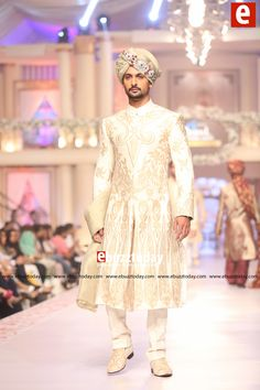 House of Arsalan Iqbal Collection at Telenor Bridal Couture Week 2015