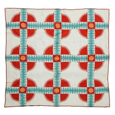 1stdibs | Amazing New York Beauty  Quilt