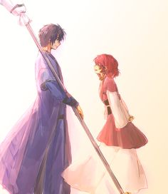 Akatsuki no Yona. One of the best shows I've ever seen. // Just started watching this anime and I am in love with it <3