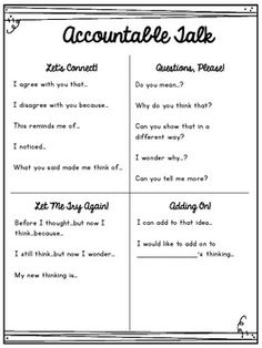 Here's a freebie reference page to promote student-centered learning in your…
