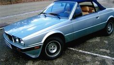 1986 One Owner Maserati Biturbo convertible For Sale by Auction
