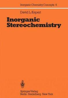 Inorganic Stereochemistry