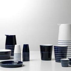 Cobalt Small Bowl (set 2) - Vincent & Vincent